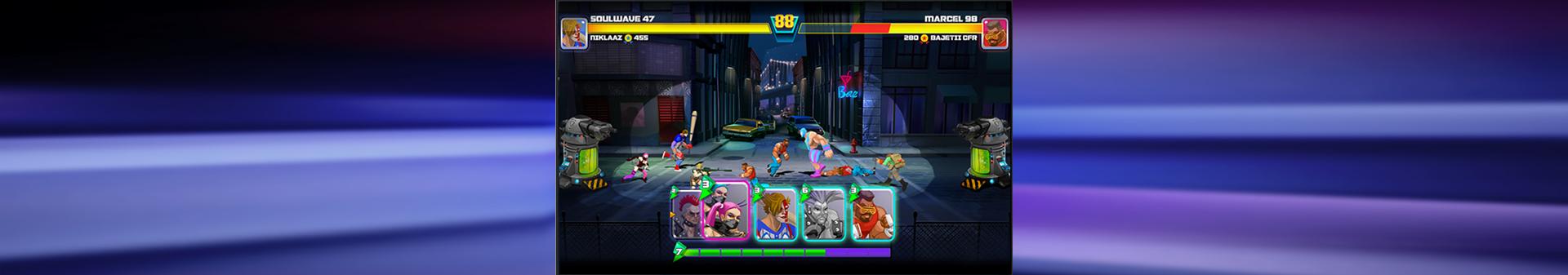 Rumble Heroes - Amber